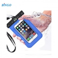 Bingo 6 inch for Iphone 6 Plus Waterproof Case WP-6BL -Blue
